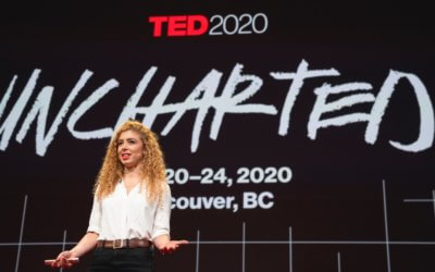 Speak at TED 2020