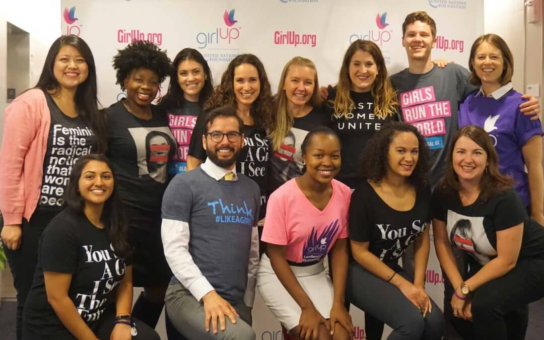 United Nations Girl Up 2020 Leadership Summit to USA