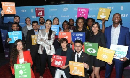 Become a United Nations Young Leader for SDGs