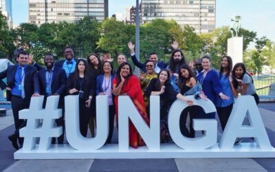 Paid Internship at the United Nations in New York