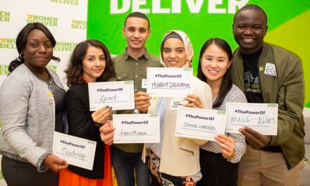 Women Deliver Young Leaders 2020