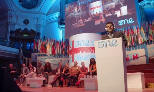 Open now: The 2020 One Young World Summit