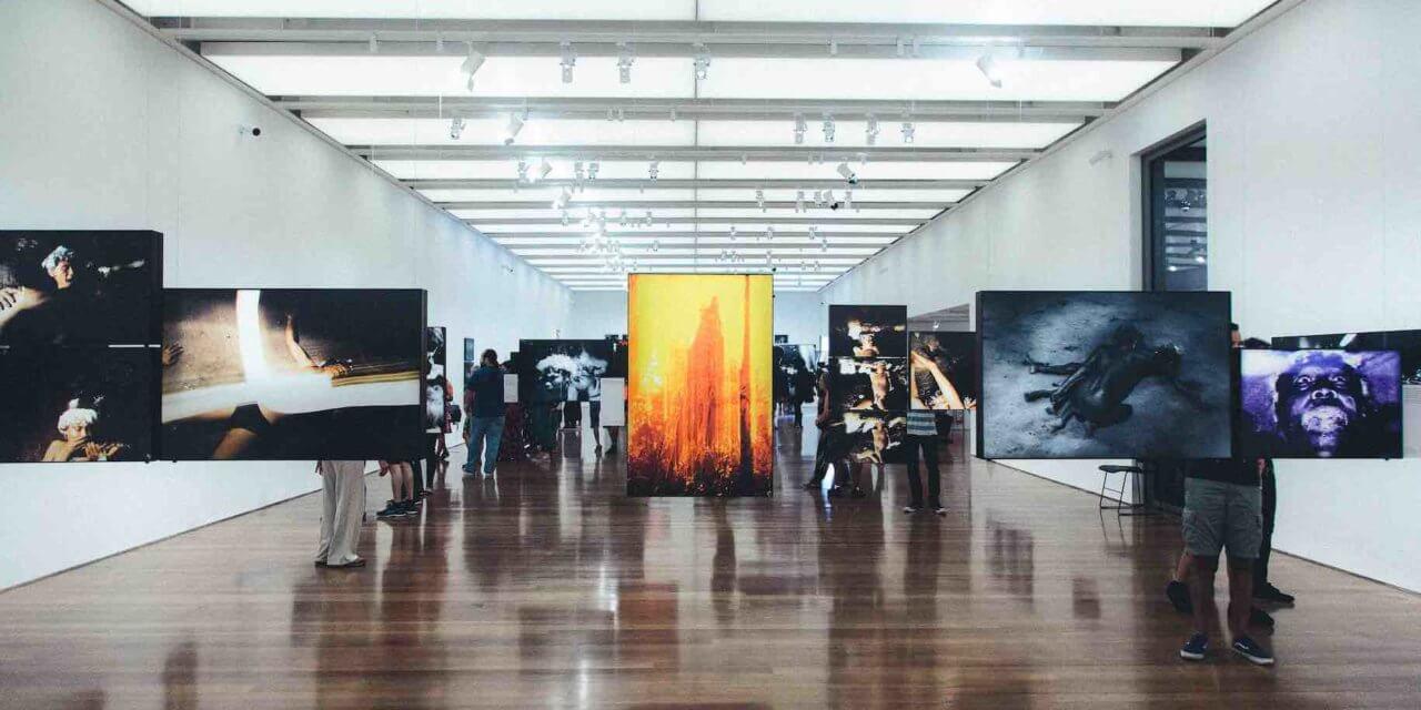 Erupt! 2020 Social-Change Art Contest