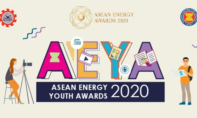 Open Call for the ASEAN Energy Youth Awards 2020