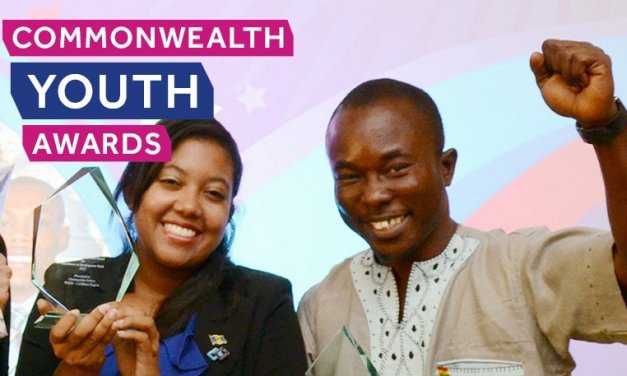The Commonwealth Youth Awards 2021