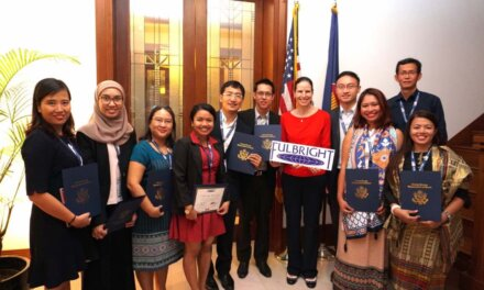 The Fulbright US-ASEAN Scholars 2021-2022