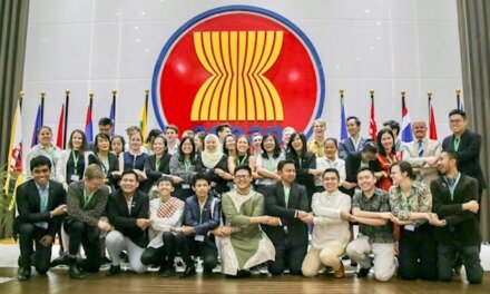 Break the Chain – ASEAN Australia Strategic Youth Partnership