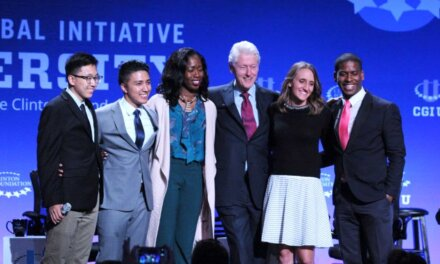 Clinton 2021 Program for Student Leaders