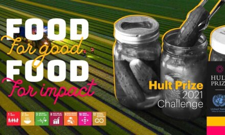 The Hult Prize 2021 – Food for Good