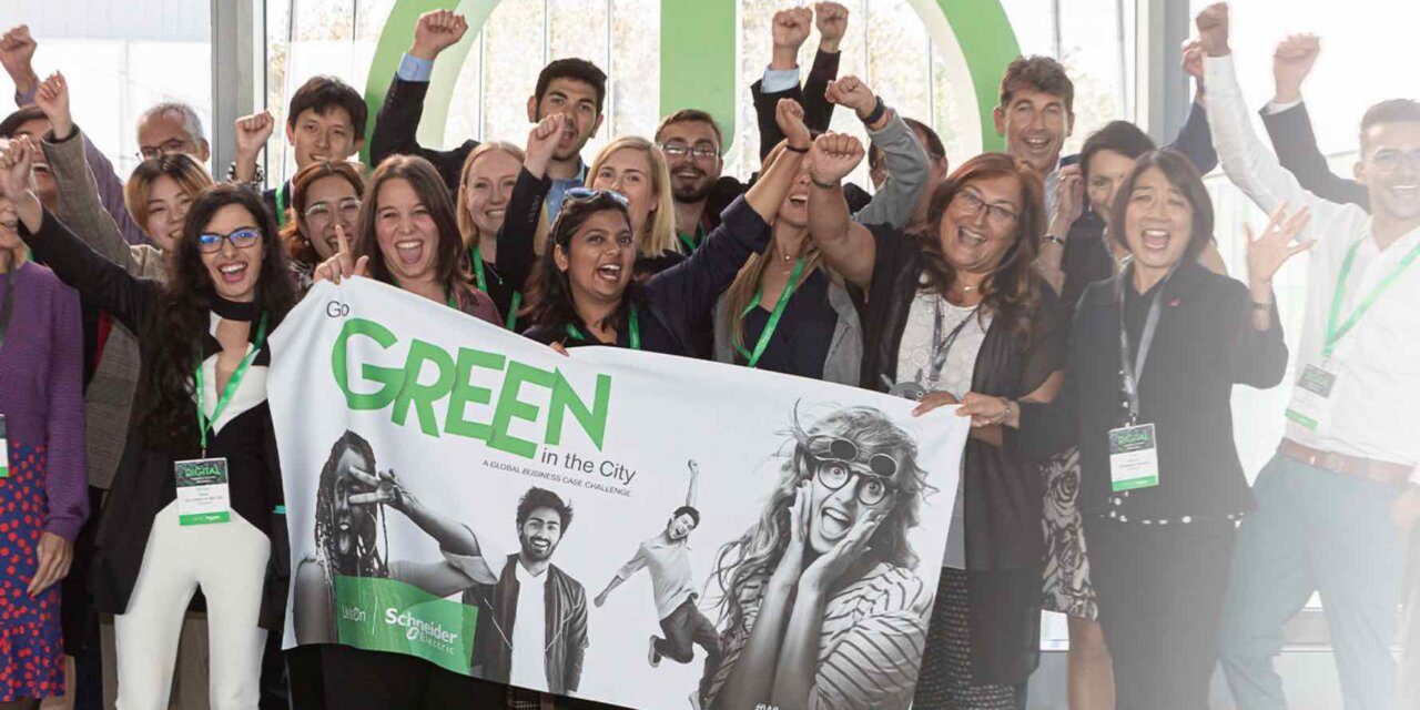 GO Green Global Student Challenge 2021