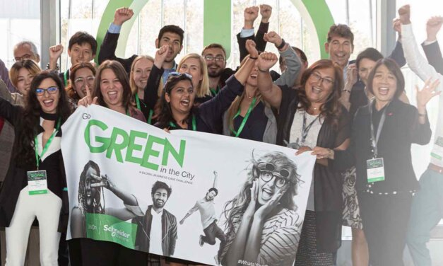 GO Green Global Student Challenge 2021