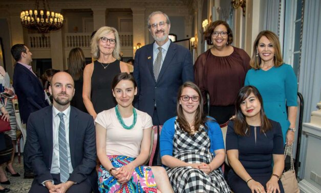 Livingston Young Journalism Awards 2021