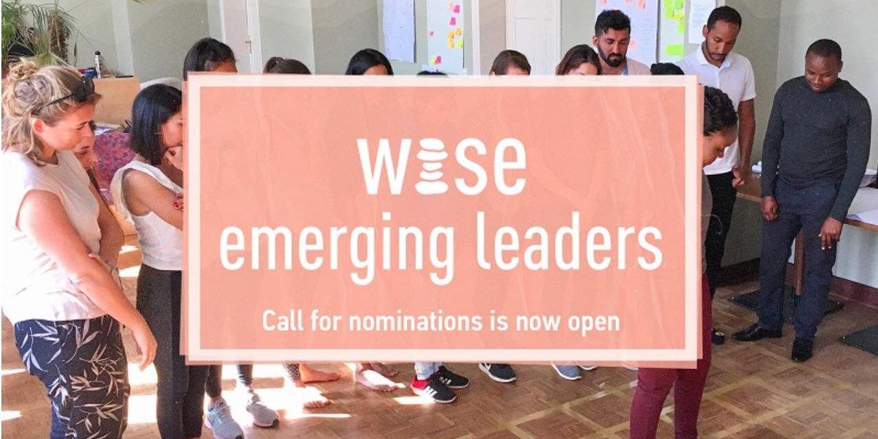 WISE Emerging Leaders Fellowship Program 2021