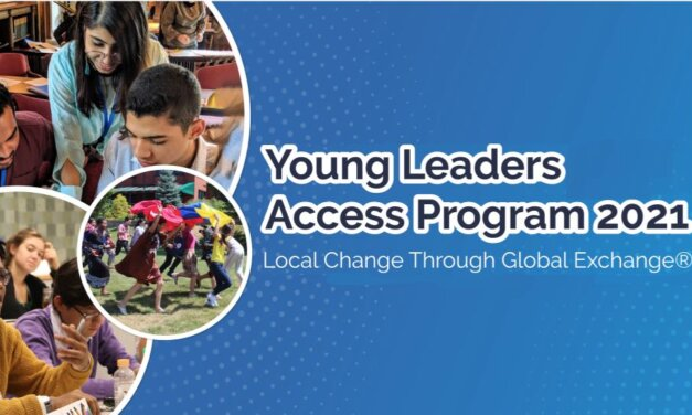 MCW Global Young Leaders Access Program 2021