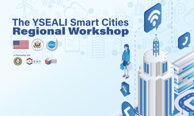 YSEALI Smart Cities Regional Workshop 2021