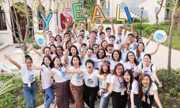 YSEALI Ocean Jobs for Sustainable Futures Workshop
