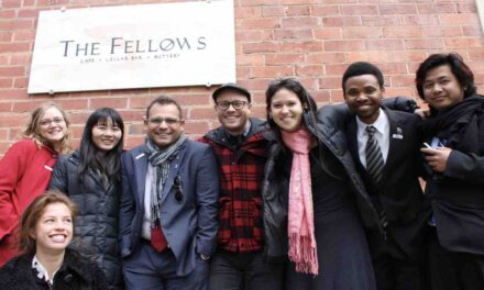 Applications open for the 2022-23 Rotary Peace Fellowship