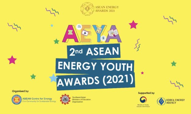 2nd ASEAN Energy Youth Awards (2021)