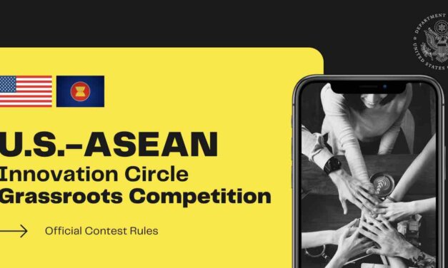 The U.S.-ASEAN Innovation Circle Grassroots Competition