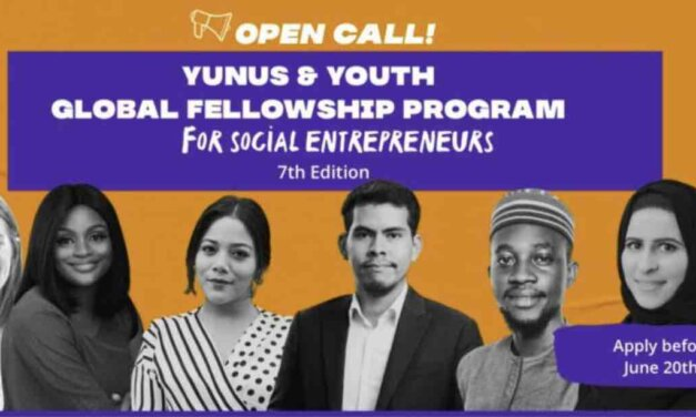 Yunus and Youth Global Fellowship Program