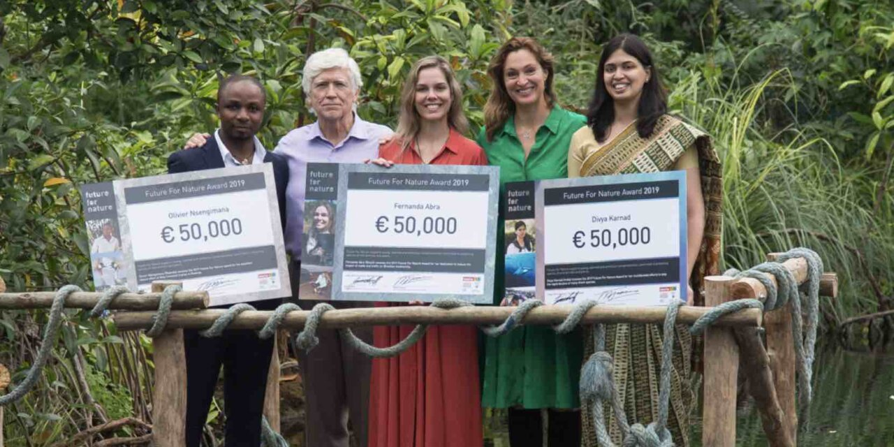 The Future For Nature (FFN) Awards for 2022