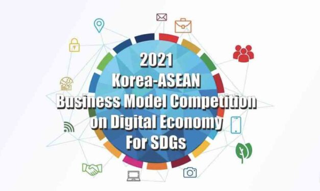 Business Model Competition 2021 on Digital Economy for SDGs