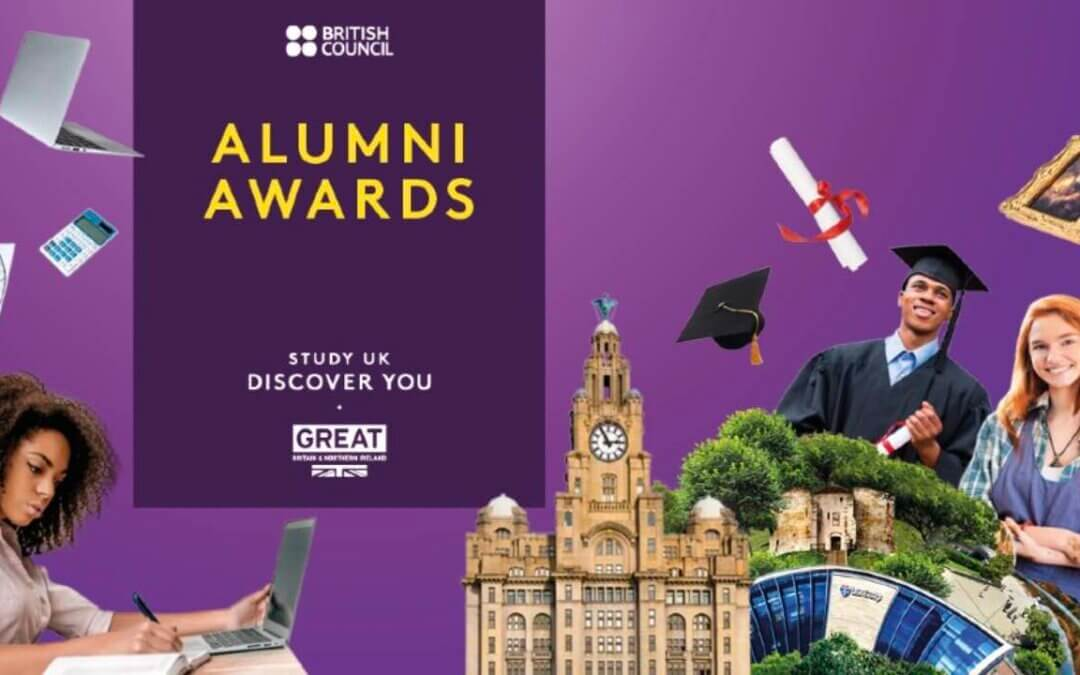 Applications Open for the Study UK Alumni Awards 2022